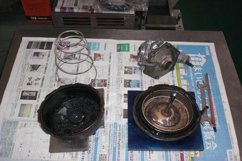 コスモ ブレーキブースター(倍力装置)1.JPG