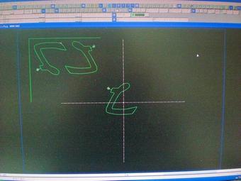 トヨタ 初代クラウンエンブレム CAD取り込み画像.JPG