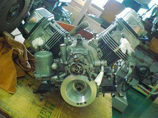 R360クーペ エンジン組み立て完了① .JPG