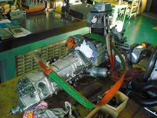 R360クーペ エンジン組み立て完了③.JPG