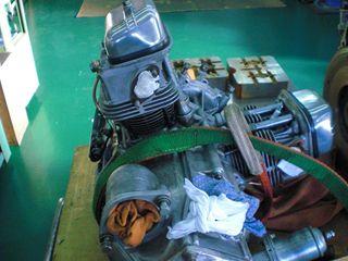 R360クーペ エンジン組み立て完了④.JPG