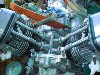 R360クーペ エンジン組み立て完了⑥.JPG