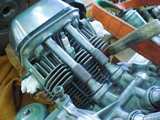 R360クーペ エンジン組み立て完了⑦.JPG