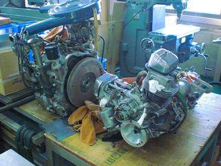 R360クーペ エンジン組み立て完了⑧.JPG